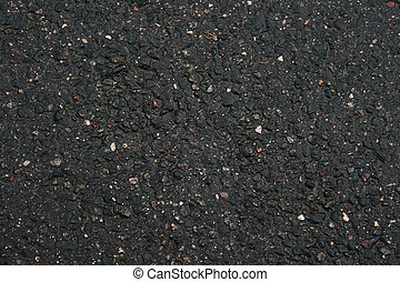 Asphalt tar tarmac texture or background