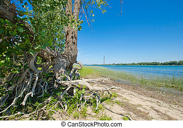 St. Lawrence and Boucheville Islands - Boucherville Islands,...
