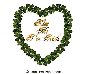 St Patricks Day Graphic - 3D Graphic Illustration for St...