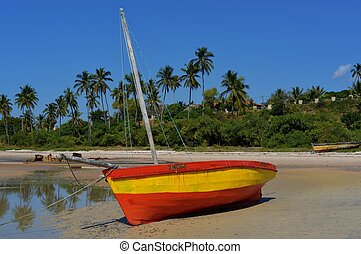 Fishing Boat, Vilanculos
