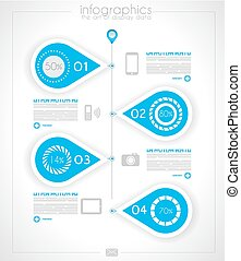 Infographic design for product ranking - original paper...
