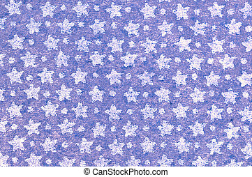 stars background - Purple background with white stars