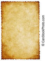Grunge Paper Background - Grunge paper background. Combines...
