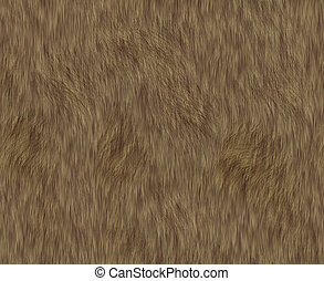 Animal fur texture, decorative background