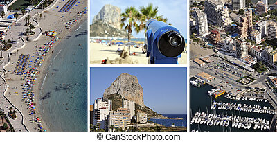 Summer Resort Calpe, Spain