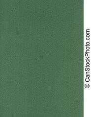 Fiber Paper Texture - Fern Green - High resolution scan of...