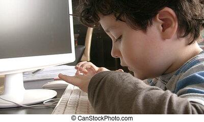 Computer child