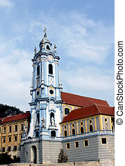 Durnstein abbey, Lower Austria - The beautiful Durnstein...