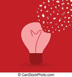 Medicine a bulb2