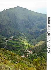 Masca village - Canyon of Masca on Tenerife