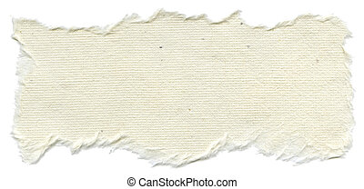 Isolated Rice Paper Texture - Cream White XXXXL - Texture of...