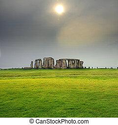 Stonehenge - Amesbury, England