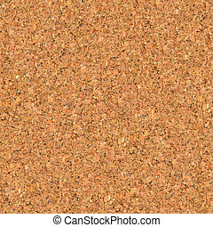 Cork Board Seamless Texture - Wooden Cork Board Seamless...
