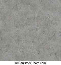 Gray Cement Wall Seamless Texture - Gray Cement Wall...