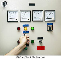 Electricity Control & Monitor