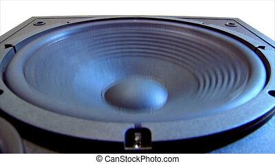 speaker subwoofer loop