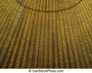 Corrugated fiber texture.Background. - Corrugated fiber...