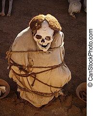 Mummy Nazca