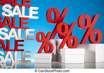 Best sale - Sale Concept