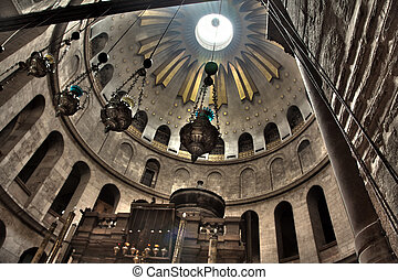 Church of the Holy Sepulchre - Rotunda & Edicule - The...