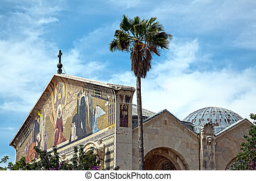 Church of All Nations - Gethsemane - The Church of All...