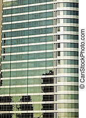 Skyscraper Curtain Wall - Office buildings curtain wall...