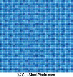 mosaic tile - Seamless mosaic tile pattern
