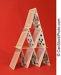 Card Tower - Card Building