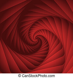 Abstract neutral spiral background. Vector eps10, no mesh