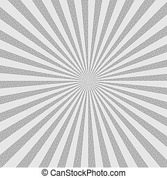 Abstract Background Starburst, halftone Vector eps10