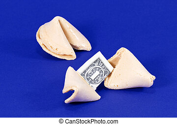 Lucky Fortune Cookies