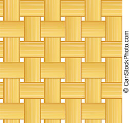 woven straw seamless background - Woven straw seamless...