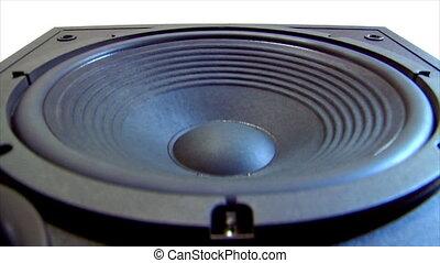 speaker big move loop