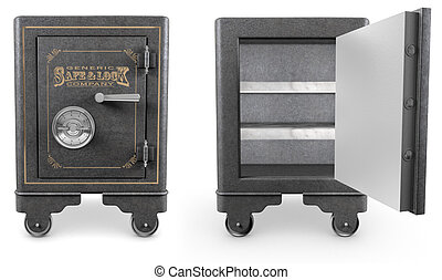 Vintage Safes