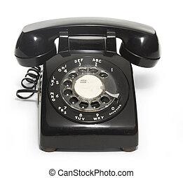 50's, telefone