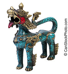 Traditional Chinese Dragon - Traditional Chinese dragon...