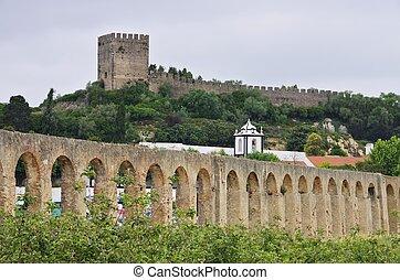 Obidos castle 02