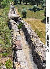 Tomar aqueduct 12