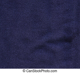High resolution close up of red cotton fabric. Scanned at...