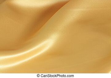 Fabric - Silk fabric with a luxury color