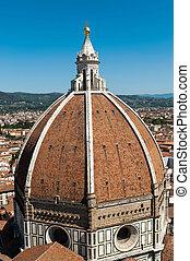 Duomo Santa Maria Del Flore in Florence