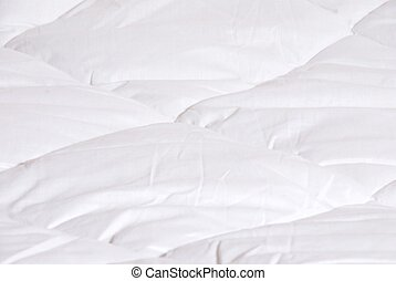 white texture - a white and soft blanket as texture or...