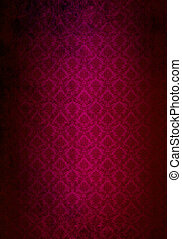 burgundy background - background with oriental design