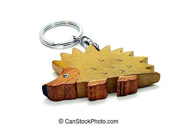 Hedgehog Trinket