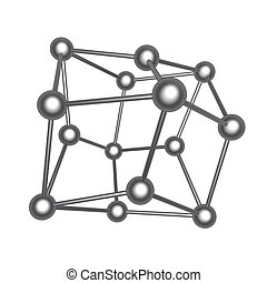 Abstract atom model