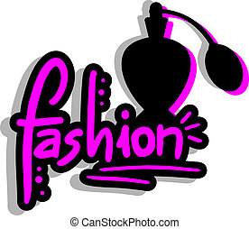 Fashion perfumed - Creative design of fashion perfumed