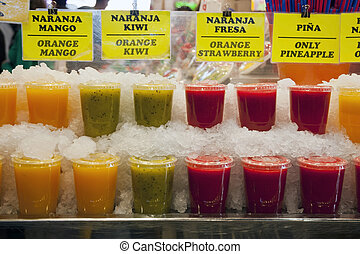 Fresh drinks for sell - Fresh drinks and juice to sell in La...