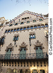 House, Barcelona - One of the nicely designed houses in...