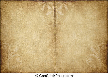 old parchment paper - great image of old parchment paper...