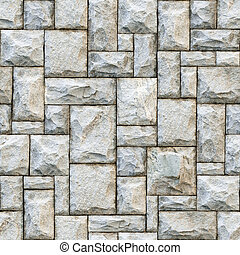 Seamlessly stonework background.